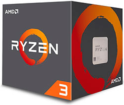 Procesador AMD Ryzen 3 1200