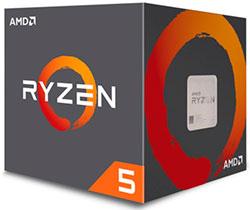 Procesador AMD Ryzen 5 1600