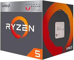 Procesador AMD Ryzen 5 2400G