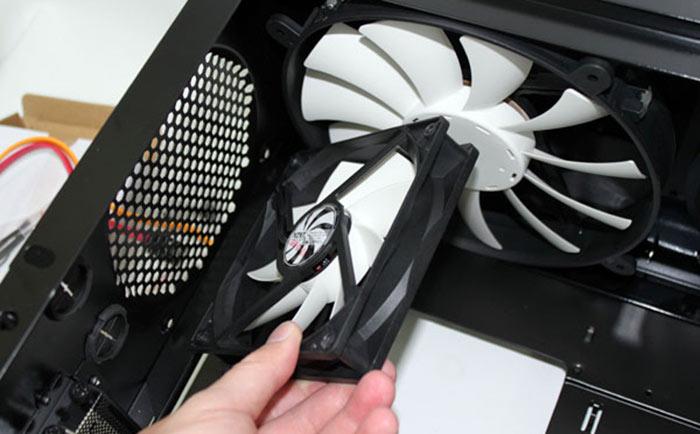 Ventiladores para torres de PC