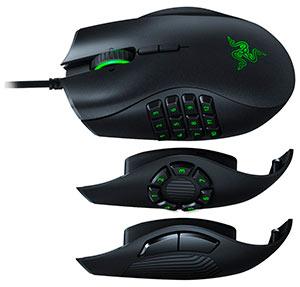Ratón gaming para MMO Razer Naga Trinity