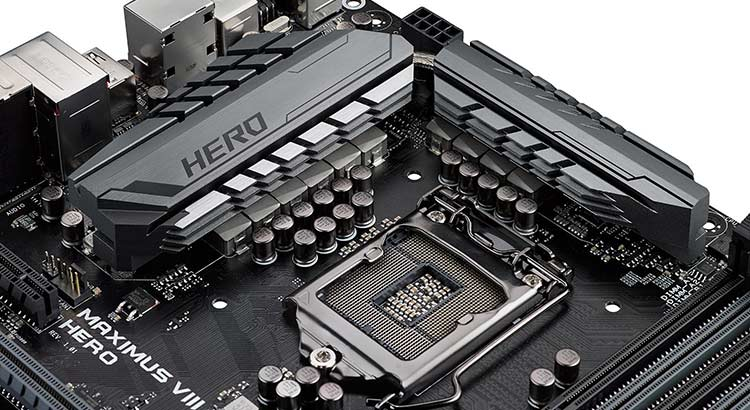 Placa base gaming ASUS Maximus VIII Hero