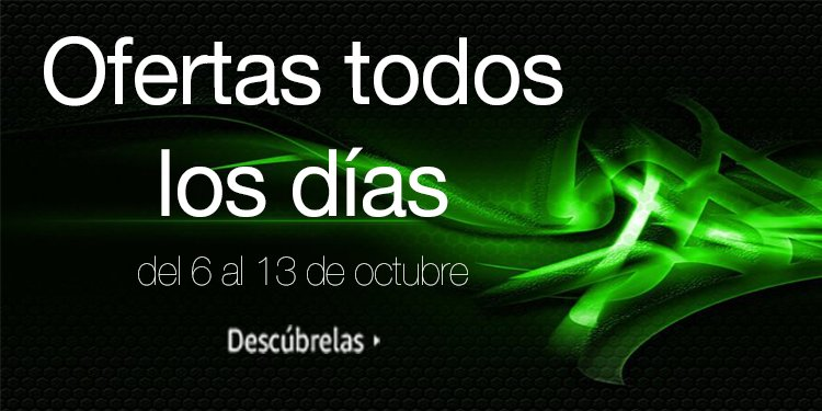 Ofertas gaming de Amazon