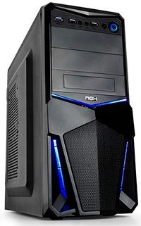 PC gaming barato por 500 euros.