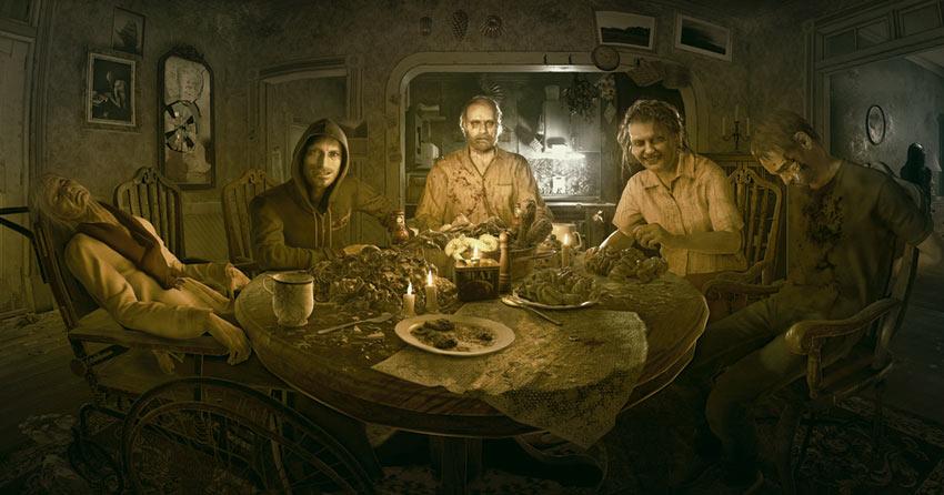 Configuración de PC gaming para Resident Evil 7