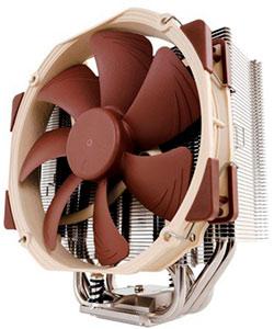 Disipador por aire para CPU Noctua NH-U14S