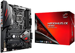 Placa base Asus Maximus IX Hero