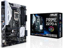 Placa base gamer Asus Prime Z270-A