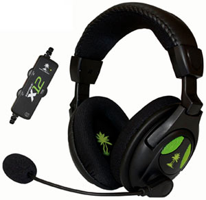 Auriculares Turtle Beach Ear Force X12