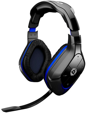 Auriculares gaming Gioteck HC-4
