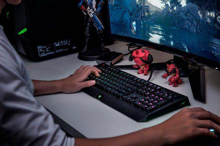 Mejores teclados gaming.