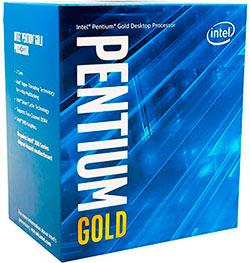 Procesador Intel Pentium Gold G5400.