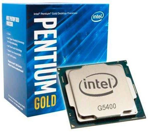 Review del Intel Pentium Gold G5400.