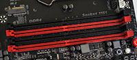 Ranuras de memoria RAM