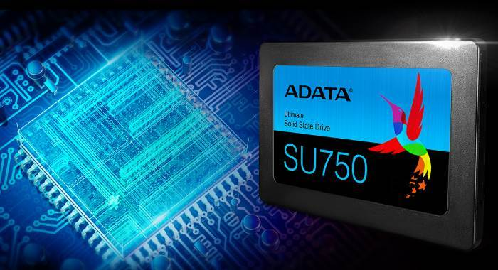 SSD Adata Ultimate SU750