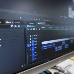 ordenador para edición de vídeo