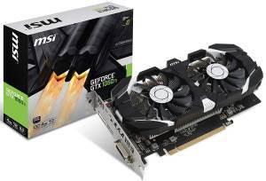 Tarjeta gráfica MSI GeForce GTX 1050 Ti