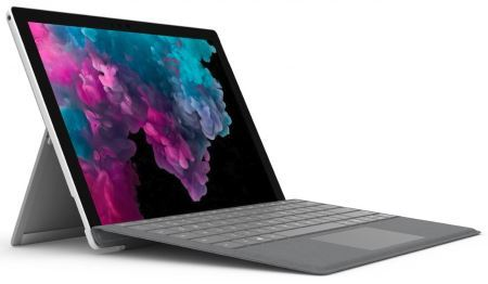 Portátil para programar Microsoft Surface Pro 6