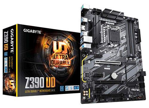 Placa base Gigabyte Z390 UD