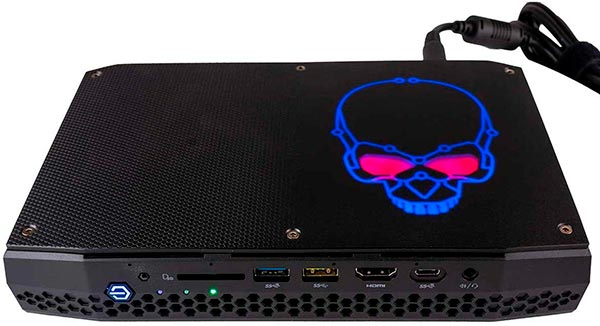 Mini PC gaming Intel Nuc