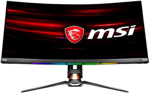 Monitor gaming 1440p 144Hz MSI MPG341CQR