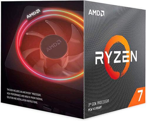 Procesador Ryzen 7 3700x