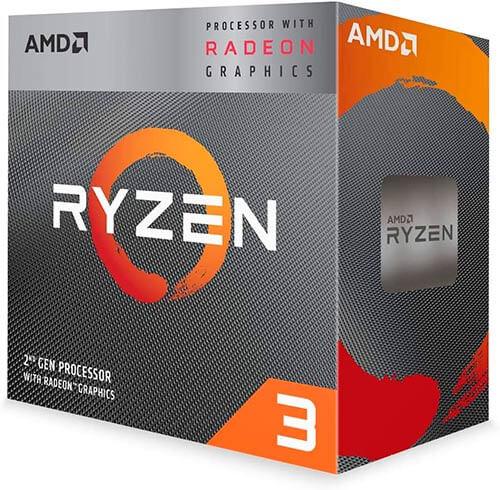 Procesador Ryzen 3 3200G