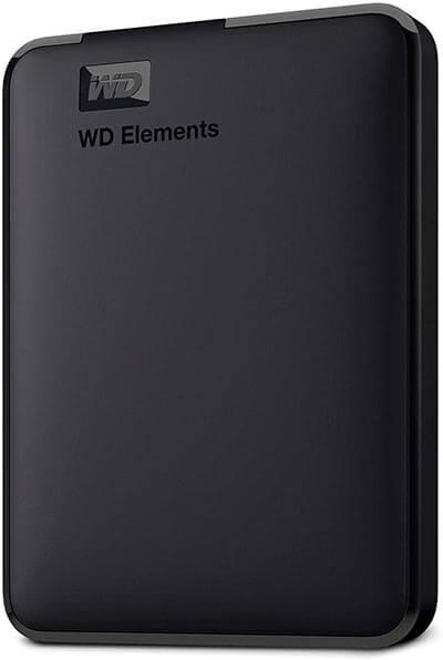 Disco duro externo WD Elements