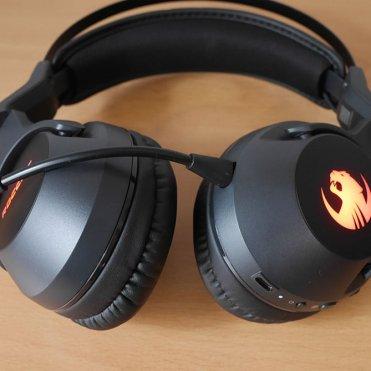 Análisis de los auriculares inalámbricos para PC Roccat Elo 7.1 Air.