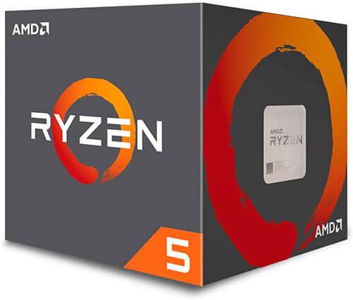 AMD Ryzen 5 1600 Stepping AF
